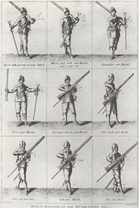 Manual of the Musketeer, 17th Century